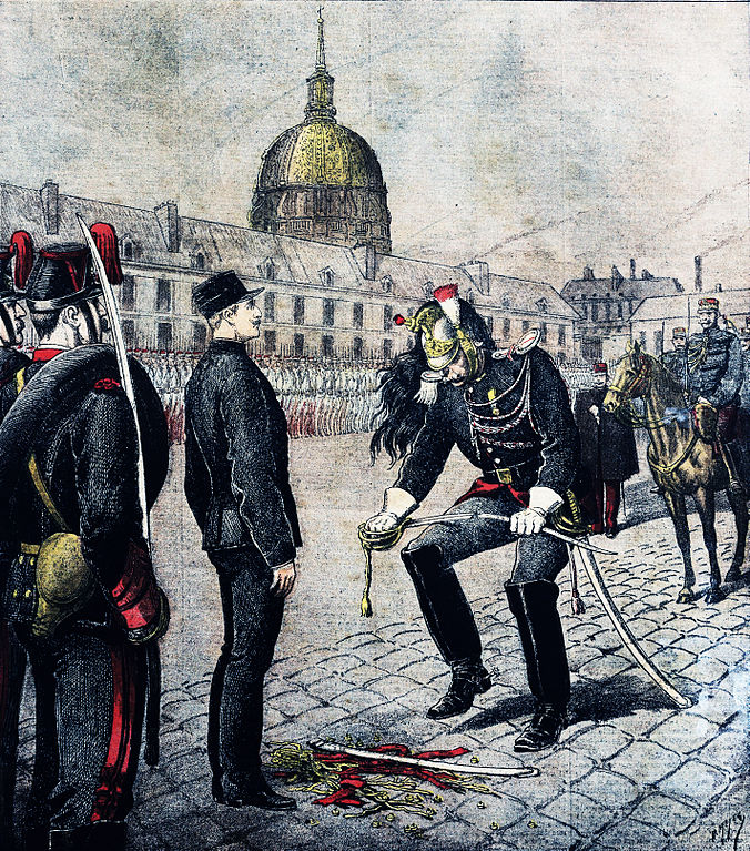 """A Great Blow to All Truth"": The Dreyfus Affair of Turn-of-the-Century France"