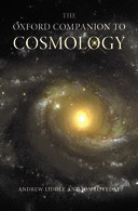Cover of The Oxfprd Companion to Cosmology