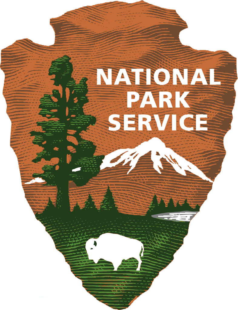 Logo of the National Park Service