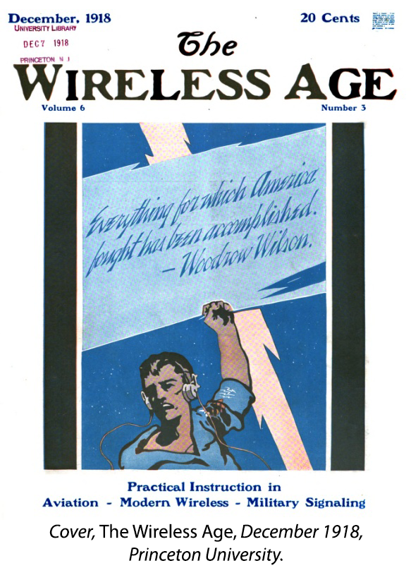 Cover of The Wireless Age